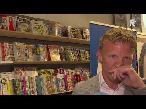 Dirk Kuyt over zijn boek: 'Geen afrekening met Feyenoord-trainer Giovanni van Bronckhorst'