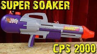 """""""SUPER SOAKER CPS 2000"""" -Keine schießt weiter !!!"""