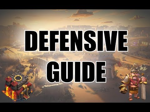 Advanced TH10 Defensive Guide (Post Balancing Update) | Clash of Clans