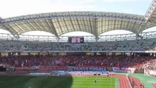 2017年4月22日(土) J1リーグ第8節 vsFC東京(デンカビッグスワン...