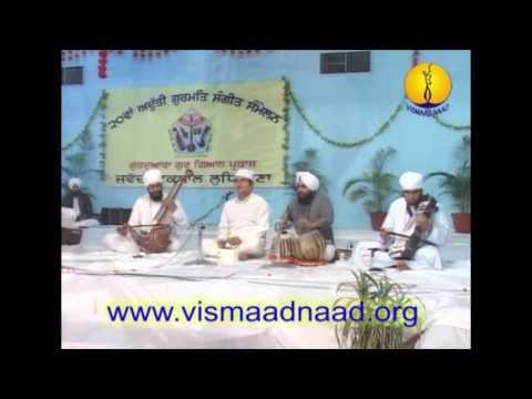 Raag Tukhari : Siri Gourav Kohli Part - Adutti Gurmat Sangeet Samellan 2011