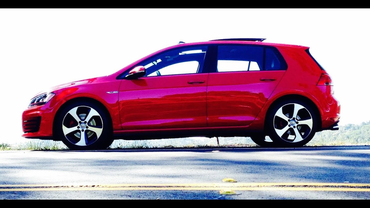 2015 VW Golf GTI First Drive  2015 Golf R Preview  YouTube