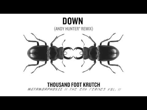 Thousand Foot Krutch: Down (Andy Hunter° Remix) (Official Audio)