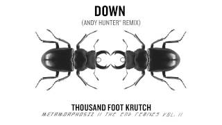 Baixar - Thousand Foot Krutch Down Andy Hunter Remix Official Audio Grátis
