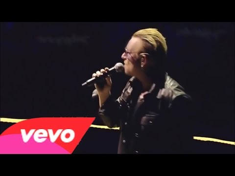 U2 - Song For Someone -  Subtitulado español - Live HD