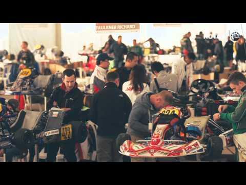 Rotax MAX Challenge Grand Finals 2014 Clip 2