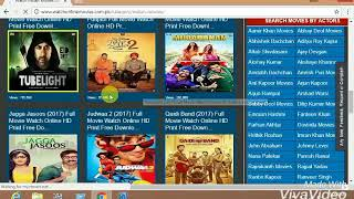 Free Download Movie Tips & tricks - How to download Free New Hindi Movies