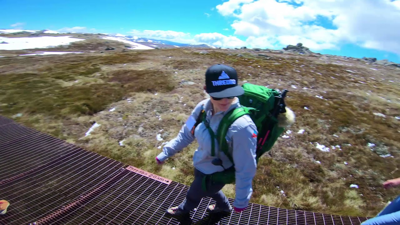 Thredbo Hikes: Hiking Season is Open...Conquer Mt. Kosciuszko this Summer