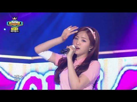 Apink - Mr. Chu, 에이핑크 - 미스터 츄, Show Champion 20140514