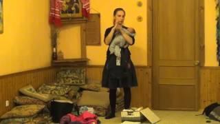 Пеленание и ношение малыша