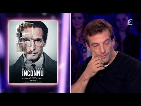 Mathieu Kassovitz  On n'est pas couché  15 novembre 2014 ONPC