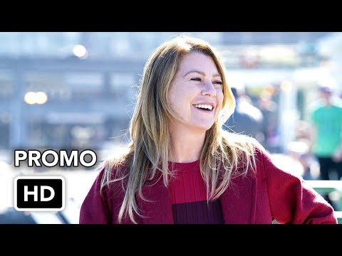 """Grey's Anatomy 14x07 Promo """"Who Lives, Who Dies, Who Tells Your Story"""" (HD) Season 14 Episode 7"""