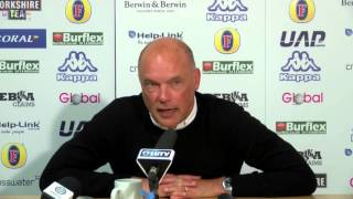 Uwe Rosler sacked as Leeds United Head Coach