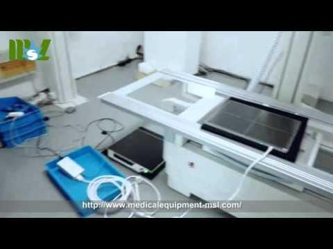 MSL Flat Panel Detector Video
