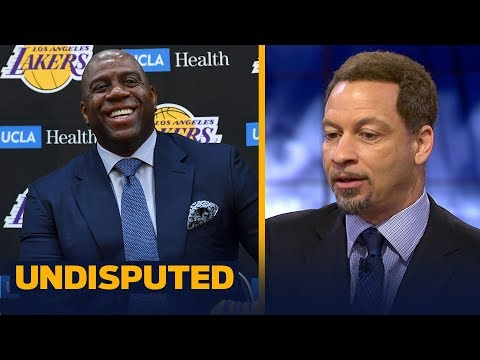 Chris Broussard backs Magic's decision to hold off on trading for Kawhi Leonard | NBA | UNDISPUTED