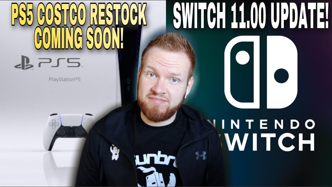 Ps5 Costco Restock Coming Soon Costco Oversold Ps5 S Nintendo Switch 11 00 Software Review Youtube Nintendo switch deluxe travel case. ps5 costco restock coming soon costco oversold ps5 s nintendo switch 11 00 software review