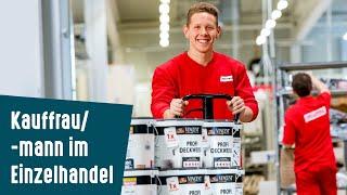 Kauffrau/-mann im Einzelhandel - Ausbildung bei HELLWEG