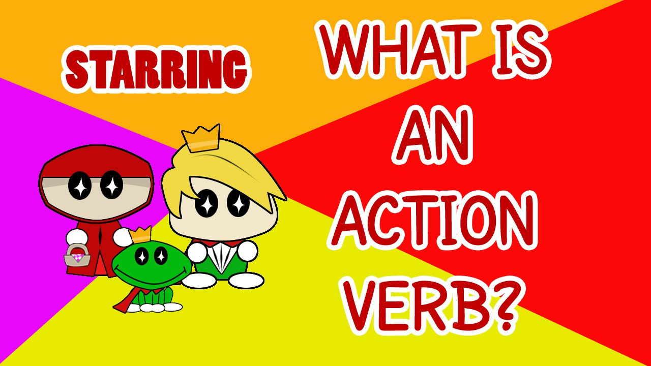 What Is An Action Verb?   With Quiz!   YouTube  What Is An Action Verb