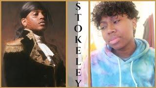 SKI MASK THE SLUMP GOD- STOKELEY FULL ALBUM REACTION/REVIEW