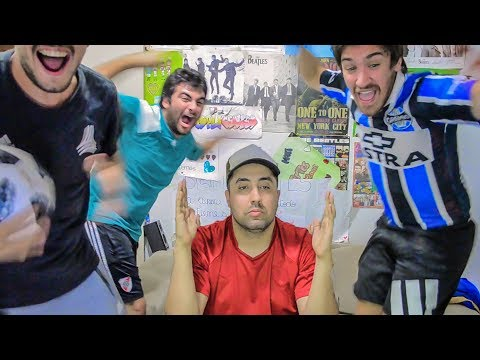 Gremio 0 (5) vs Independiente 0 (4) RECOPA Sudamericana 2018 | Reacciones AMIGOS