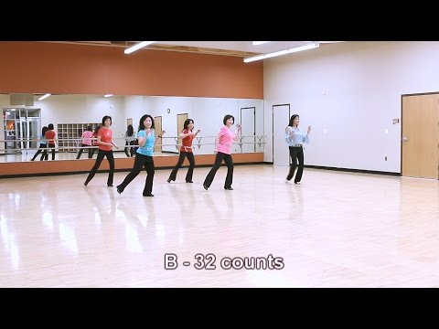 Thumbs Up - Line Dance (Dance & Teach in Chinese 中文教學)