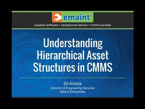 Best Practices Webinar: Understanding Hierarchical Structures in CMMS