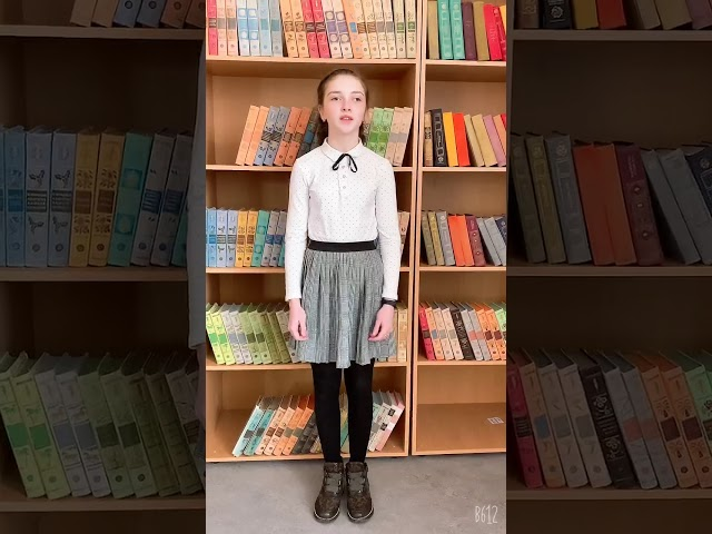 Изображение предпросмотра прочтения – ДарьяКубитович читает произведение «Цветок» А.С.Пушкина