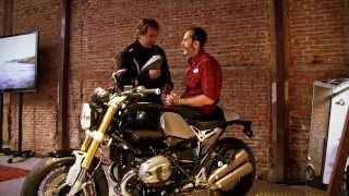 Motos Garage Tv : Presentación BMW R Nine-T y  S1000R