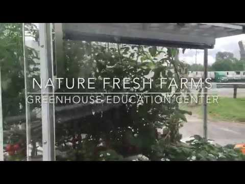 NatureFresh™ Farms Greenhouse Education Center stops by at Indy Fruit Co. - #GreenInTheCity317