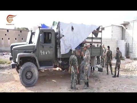 الجيش السوري ينتشر في منبج لمواجهة الغزو التركي