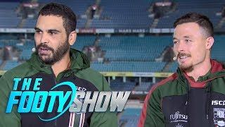 'Team mates tonight, rivals next Sunday' | NRL Footy Show 2018
