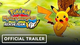 Pokemon Mystery Dungeon: Rescue Team DX Trailer