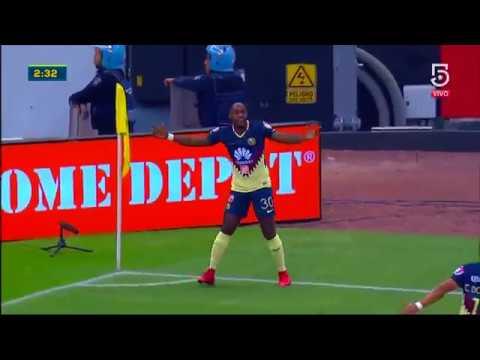 Resumen América 1-2 Toluca Jornada 12 Clausura 2018