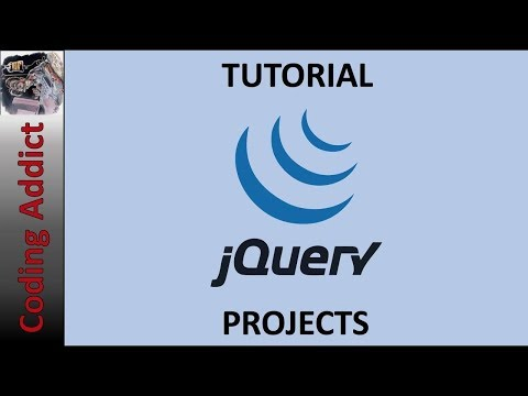 jQuery Tutorial for Beginners with Projects  2019 thumbnail