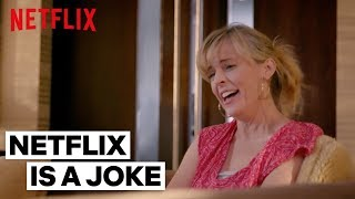 Seven Netflix Comedians Try to Live in One Hotel Room Together | Joke House | Netflix