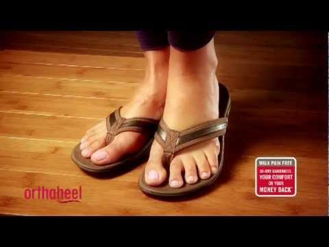 f0aecf6df497ab Orthaheel Tide Sandals - YouTube