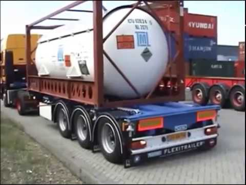 Перевозка опасных грузов