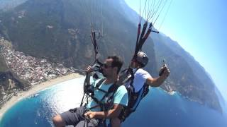 I have experienced 3.5 G-force during spiral diving on paraglider