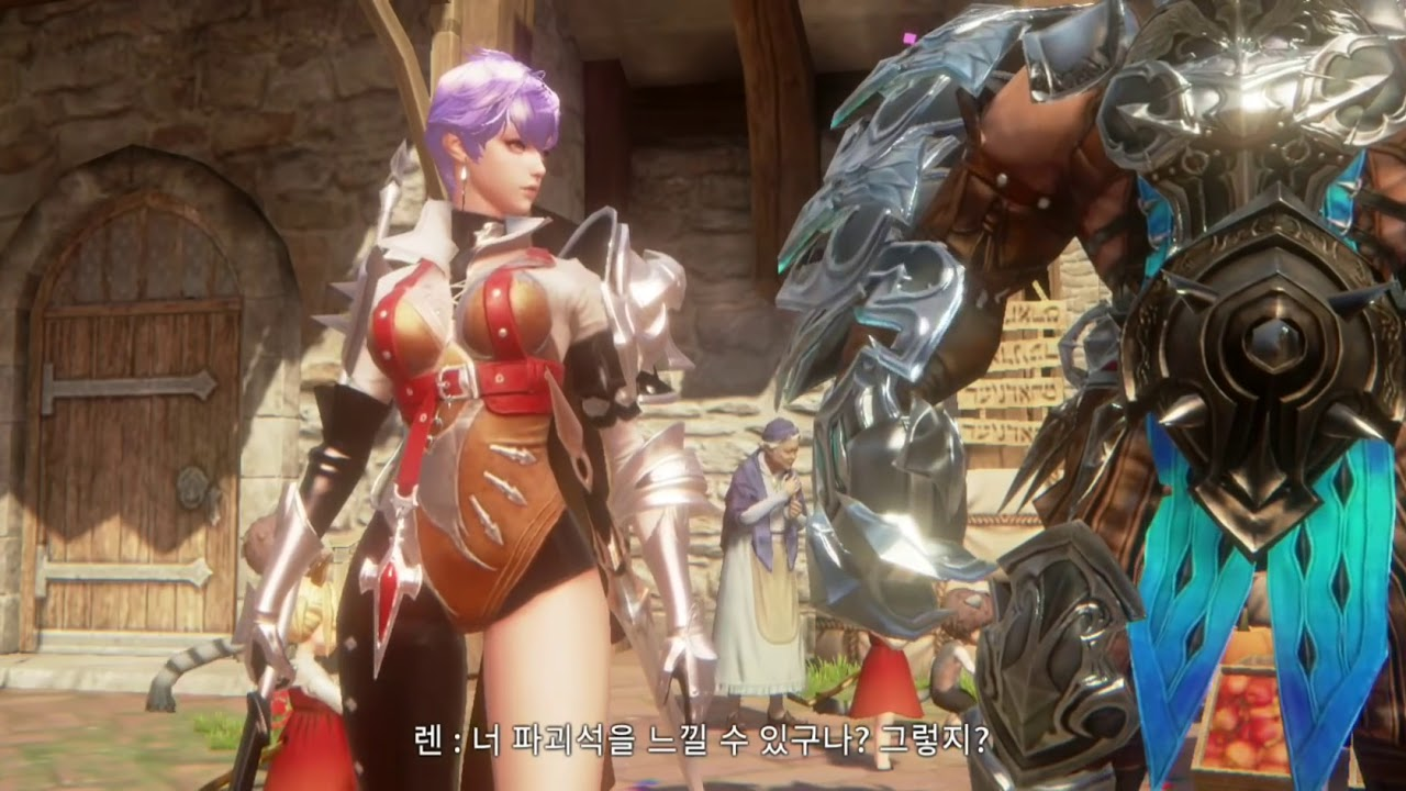 Seven Knights 2 - Gameplay Demo from Netmarble