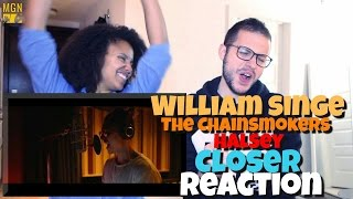 William Singe - Closer (Cover) (The Chainsmokers Ft. Halsey) Reaction