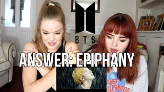 BTS (방탄소년단) LOVE YOURSELF 結 Answer 'Epiphany' Comeback Trailer REACTION | Lexie Marie