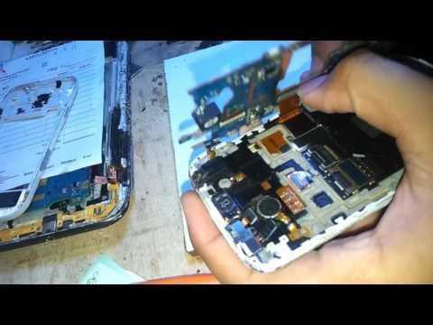 Cara Memperbaiki Handphone Yang Konslet Dengan Batre Bekas