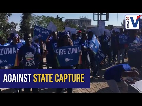 DA takes fight against state capture to Limpopo