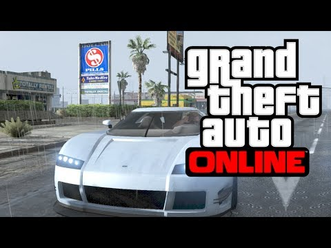 GTA V - How To Level Up Driving Skill & Unlock All ...