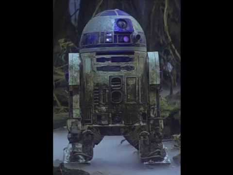 Star Wars R2D2 Sound effects