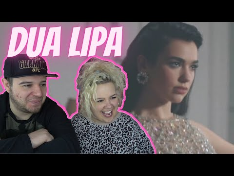 Dua Lipa - We're Good (Official Music Video) | COUPLE REACTION VIDEO
