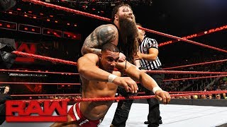 jason jordan vs bray wyatt raw nov 13 2017