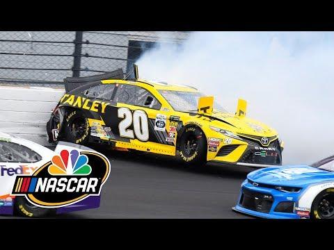 Jeff Kent - WATCH:  2 car, wild ride at Indy