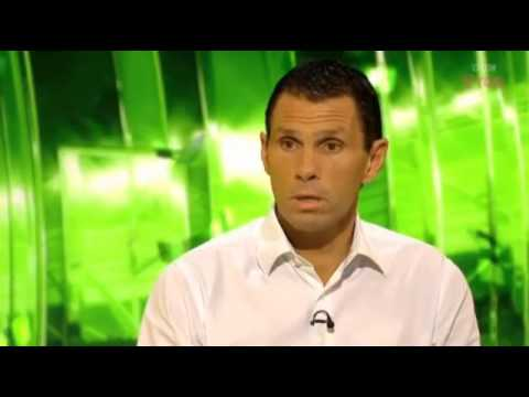 Gus Poyet Sacked on LIVE TV 23/06/13 ORIGINAL