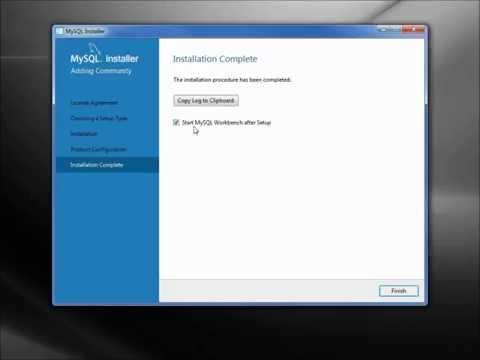LibreOffice Base (80) Install MySQL